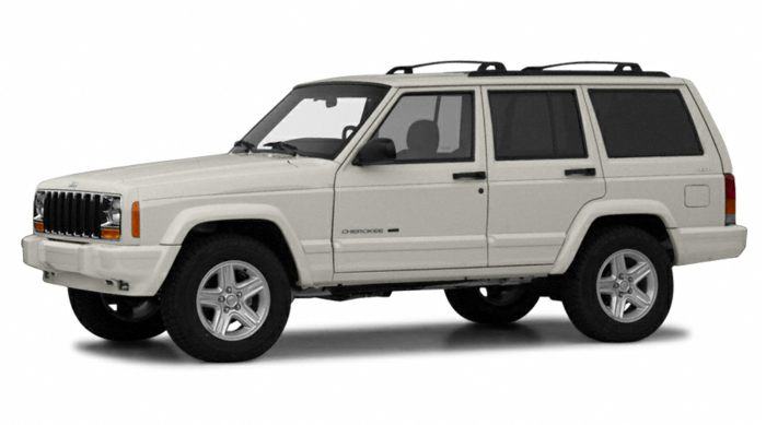 2001 jeep cherokee specs safety rating mpg carsdirect. Black Bedroom Furniture Sets. Home Design Ideas