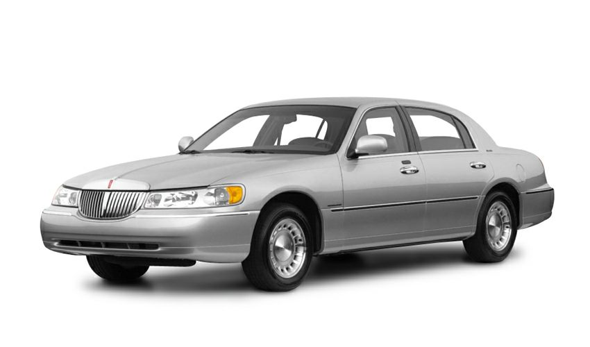See 2001 Lincoln Town Car Color Options Carsdirect