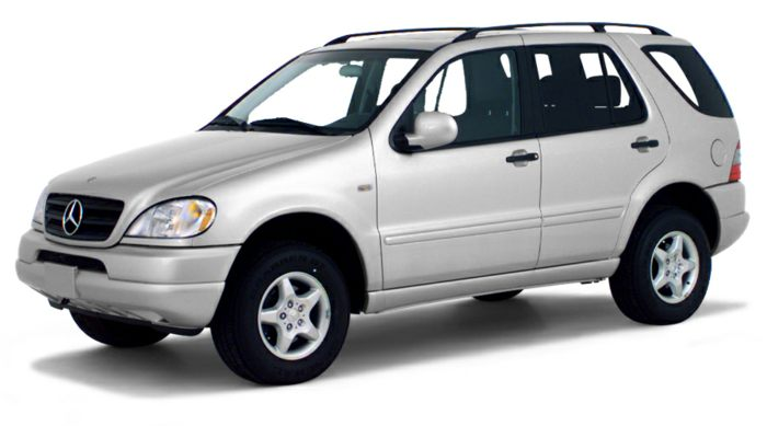 2001 Mercedes-Benz ML320 Specs, Safety Rating & MPG - CarsDirect