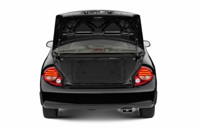 Trunk/Cargo Area/Pickup Box 2001 Nissan Maxima