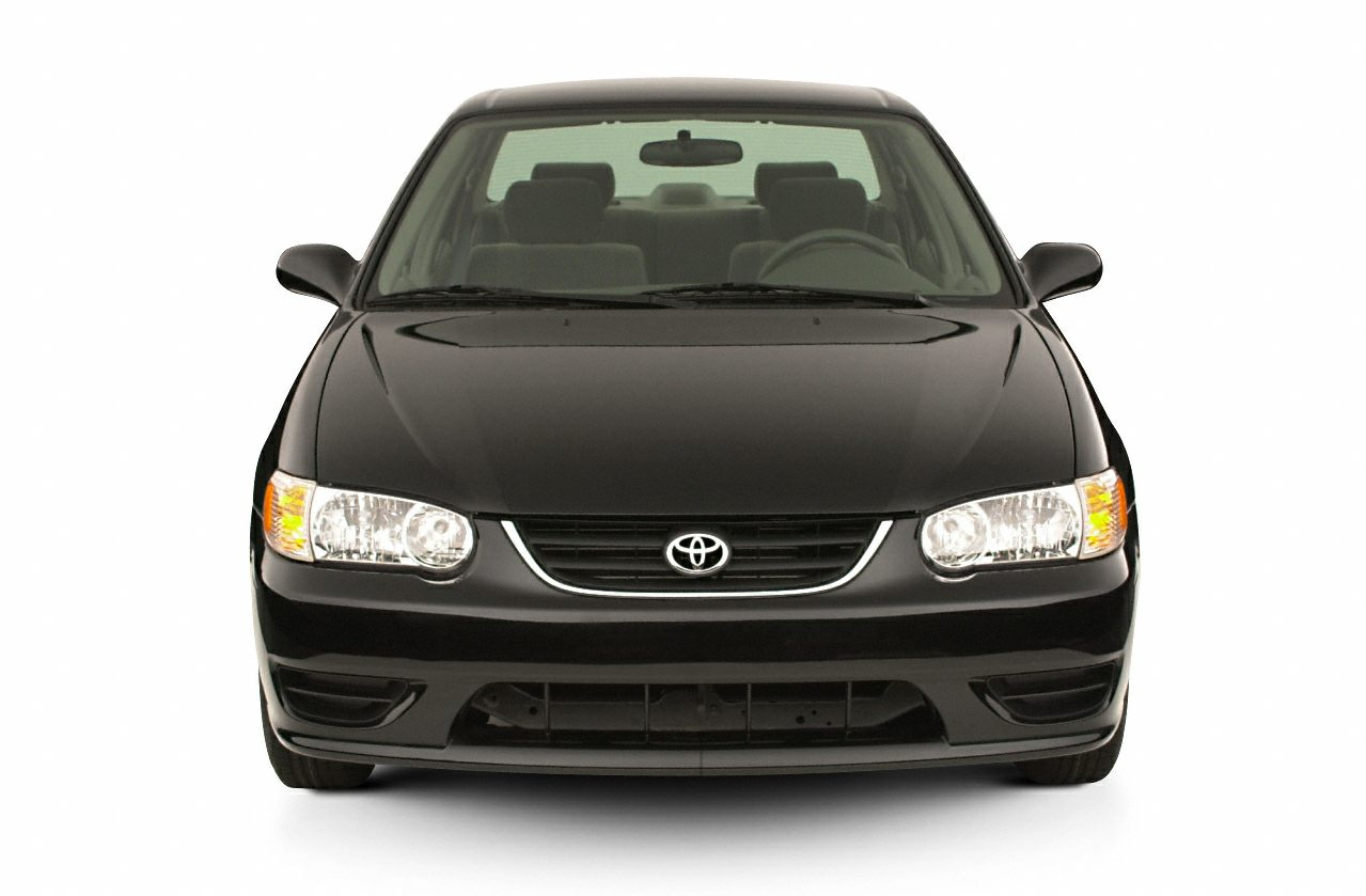 2001 Toyota Corolla Styles Features Highlights