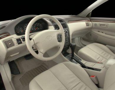See 2001 toyota camry solara color options carsdirect interior profile 2001 toyota camry solara sciox Gallery