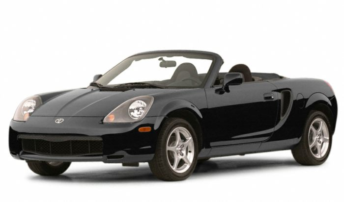 Powertrain Warranty Coverage >> 2001 Toyota MR2 Spyder Specs, Safety Rating & MPG - CarsDirect