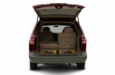Trunk/Cargo Area/Pickup Box 2001 Toyota Sienna