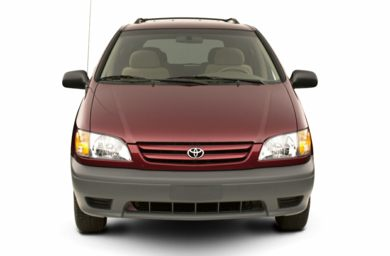 See 2001 toyota sienna color options carsdirect grille 2001 toyota sienna sciox Gallery
