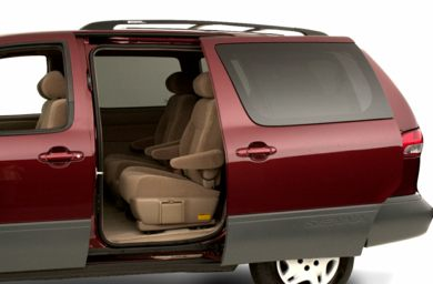 See 2001 toyota sienna color options carsdirect rear door 2001 toyota sienna sciox Gallery