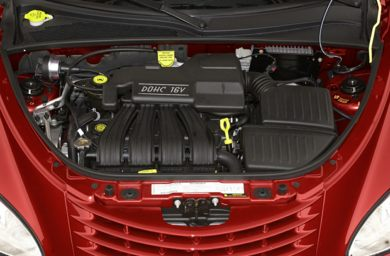 BMW Bay Area >> 2002 Chrysler PT Cruiser Specs, Safety Rating & MPG - CarsDirect