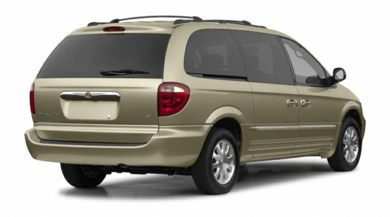 2002 chrysler town country specs safety rating mpg carsdirect. Black Bedroom Furniture Sets. Home Design Ideas