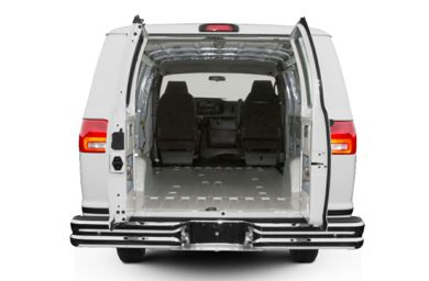 Trunk Cargo Area Pickup Box 2002 Dodge Ram Van 2500