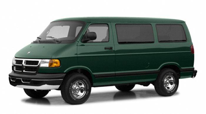 1996 Dodge Ram Wagon 3500 Non Maxi Cargo Van 127 6 In