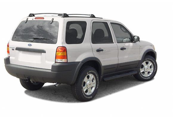 Ford Escape Interior >> 2002 Ford Escape Pictures & Photos - CarsDirect
