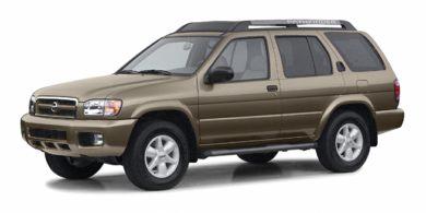 1997 pathfinder mpg