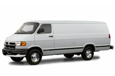 Null 1999 Dodge Ram Van 3500
