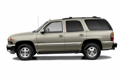 90 Degree Profile 2003 GMC Yukon
