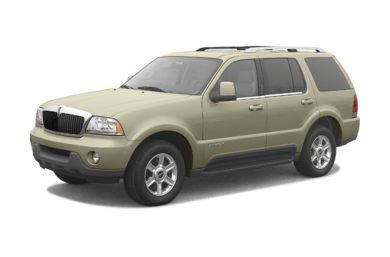 See 2003 Lincoln Aviator Color Options - CarsDirect