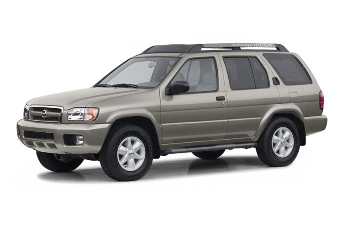 2003 Nissan Pathfinder Specs Safety Rating Amp Mpg Carsdirect