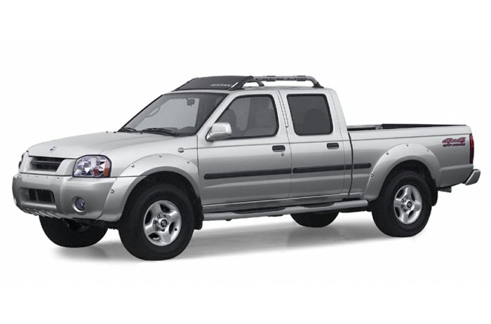 2003 Nissan Frontier Specs, Safety Rating & MPG - CarsDirect