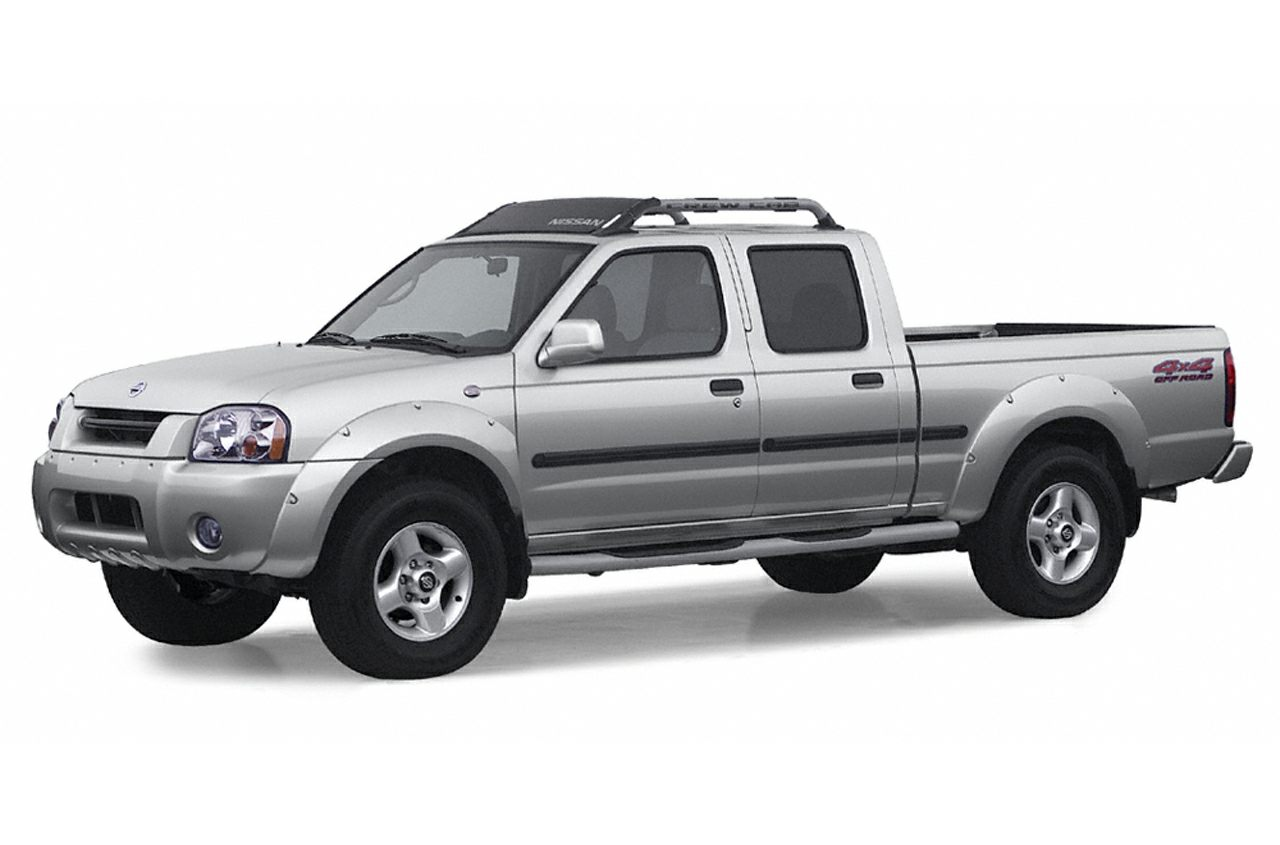 2003 Nissan Frontier Specs Safety Rating Amp Mpg Carsdirect
