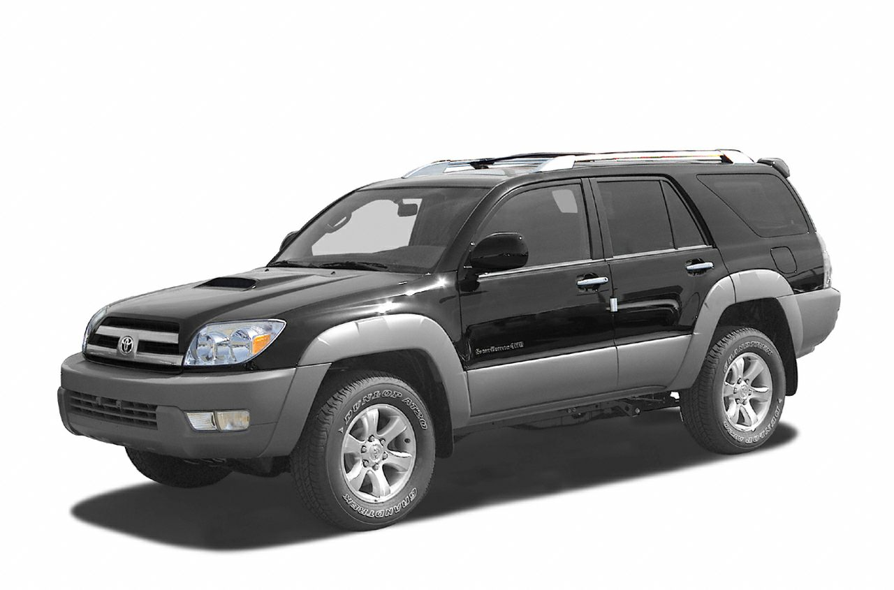 2004 Dodge Durango Slt >> See 2003 Toyota 4Runner Color Options - CarsDirect