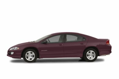 90 Degree Profile 2004 Dodge Intrepid