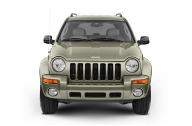 Grille  2004 Jeep Liberty