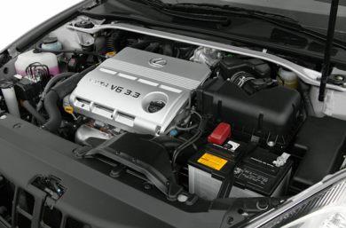 Engine Bay 2004 Lexus Es 330