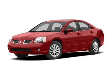 2004 Mitsubishi Galant Styles & Features Highlights