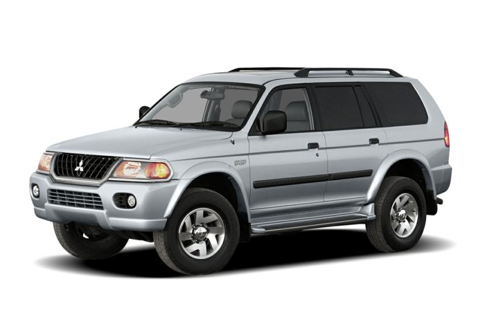 Ford Escape Colors >> 2004 Mitsubishi Montero Sport Specs, Safety Rating & MPG ...