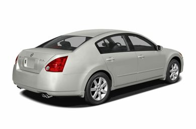 2004 Nissan Maxima Specs, Safety Rating & MPG - CarsDirect