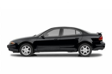 90 Degree Profile 2004 Oldsmobile Alero