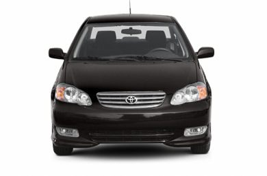 2004 toyota corolla specs safety rating mpg carsdirect. Black Bedroom Furniture Sets. Home Design Ideas