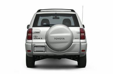 2004 Toyota Rav4 Styles Amp Features Highlights