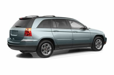 2005 chrysler pacifica specs safety rating mpg carsdirect. Black Bedroom Furniture Sets. Home Design Ideas