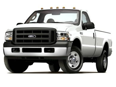 2005 ford f-250 specs
