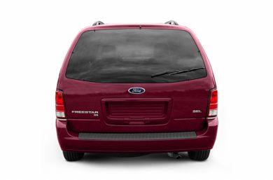 Rear Profile 2005 Ford Freestar