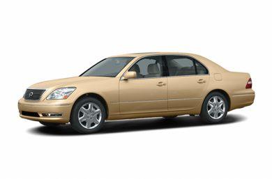 lexus ls430 interior colors