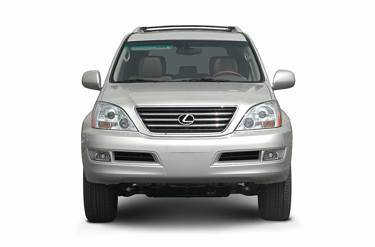 2005 Lexus GX 470 Specs, Safety Rating & MPG - CarsDirect