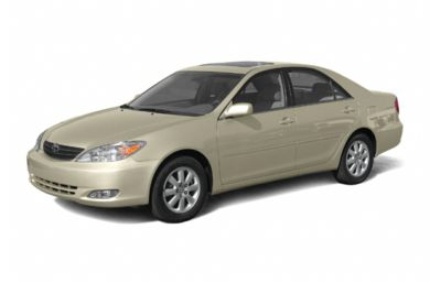 3 4 Front Glamour 2005 Toyota Camry