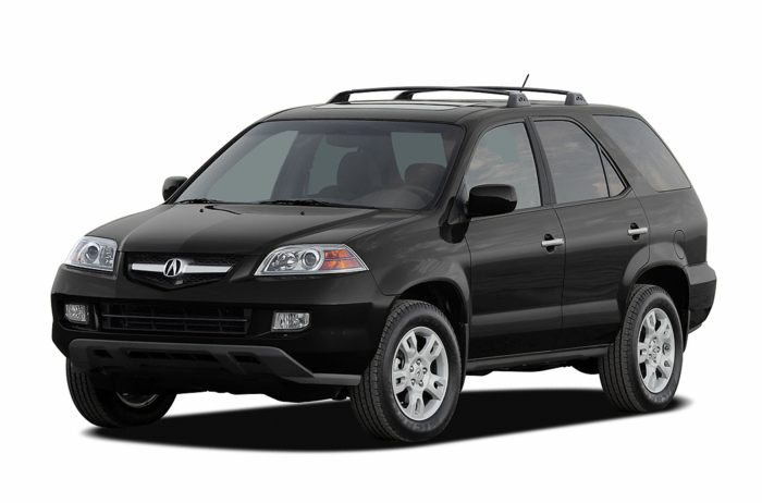 2006 Acura Mdx Specs Safety Rating Amp Mpg Carsdirect