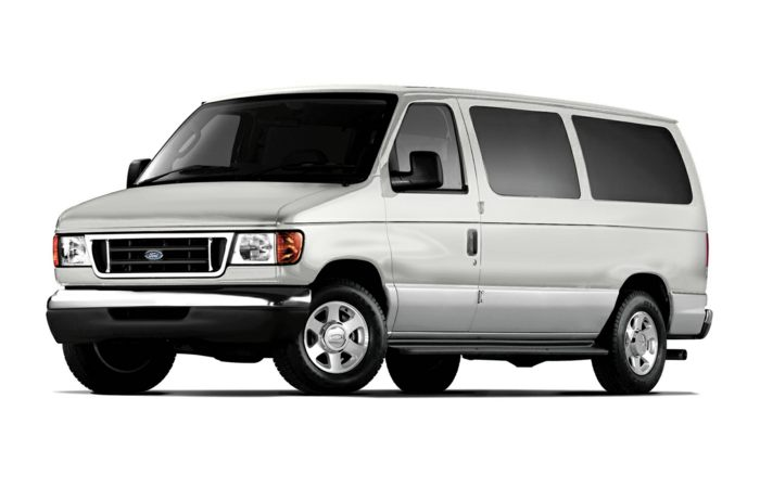 2006 Ford E 150 Specs Safety Rating Amp Mpg Carsdirect