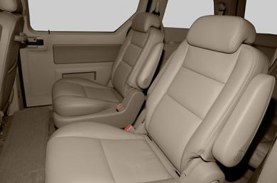 Rear Interior Volume 2006 Ford Freestar