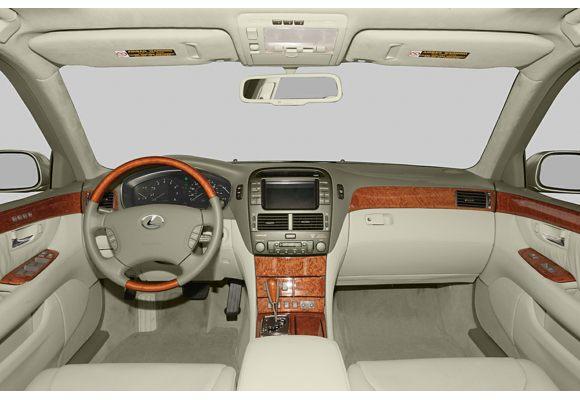 2003 Lexus Ls430 >> 2006 Lexus LS 430 Pictures & Photos - CarsDirect