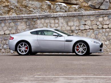 Aston Martin V Vantage Specs Safety Rating MPG CarsDirect - 2007 aston martin vantage