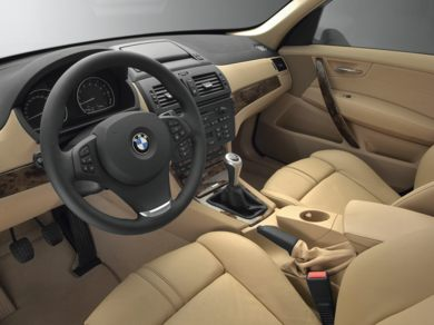 See 2007 BMW X3 Color Options - CarsDirect