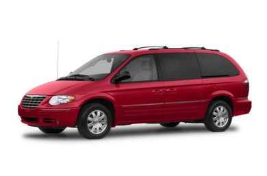 See 2007 Chrysler Town & Country Color Options - CarsDirect