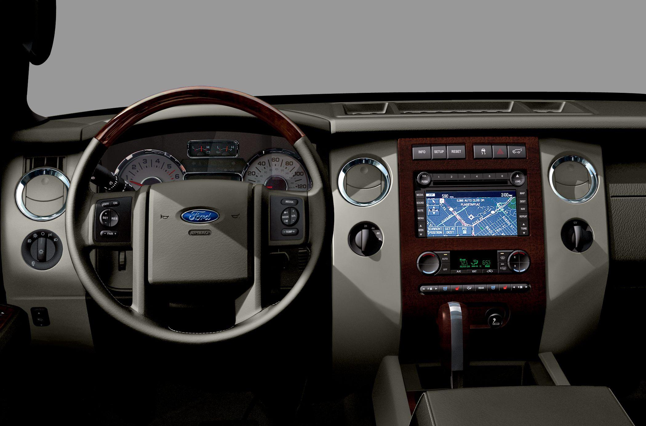 Steering Wheel  Ford Expedition El