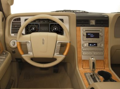 2007 Lincoln Navigator L Specs Safety Rating Mpg Carsdirect
