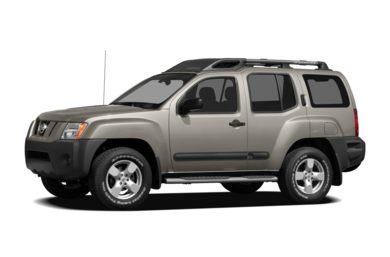 2007 Nissan Xterra Styles & Features Highlights