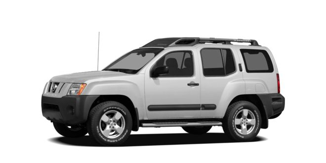 2007 Nissan Xterra Color Options Carsdirect