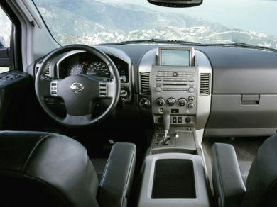 Nissan Armada Mpg >> 2007 Nissan Armada Specs, Safety Rating & MPG - CarsDirect